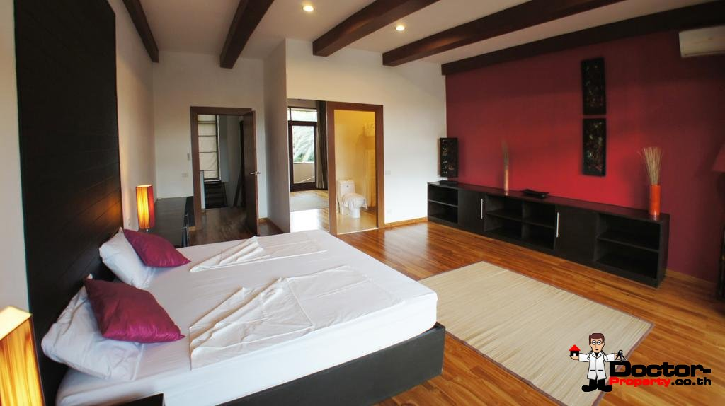 Small Resort - 4 Apartments (2 Bed) + 2 Villas (3 Bed) - Plai Laem