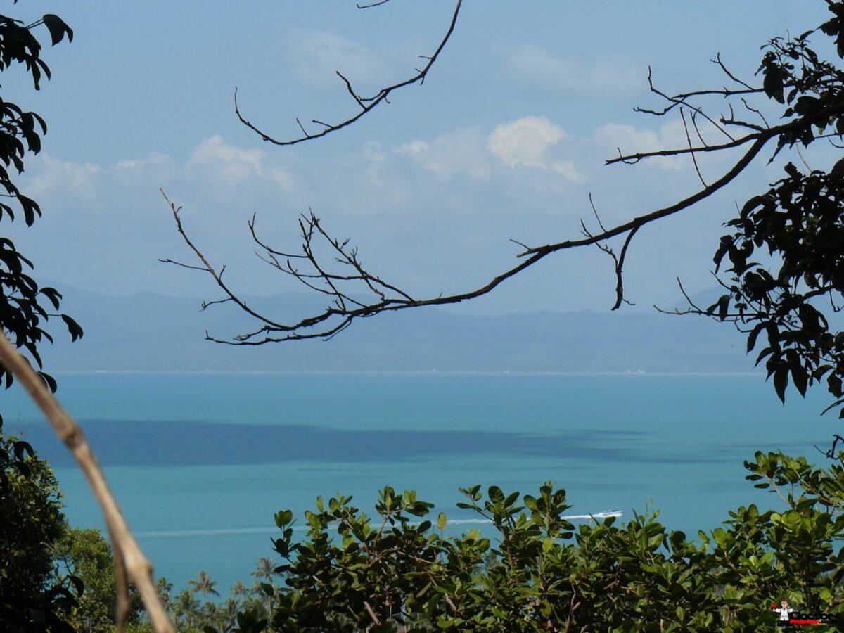 Sea View Land - Mae Nam - Koh Samui - for sale