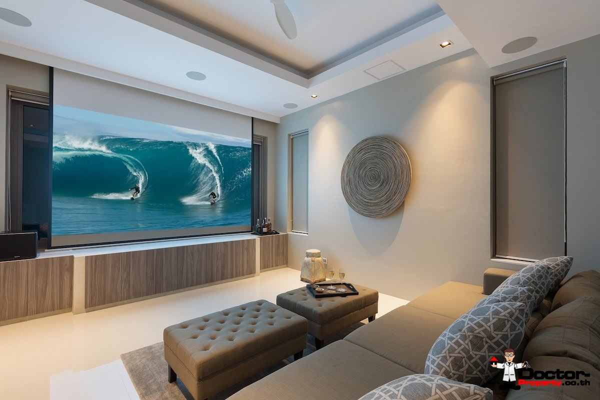 Magnificent Modern Villa with Panoramic Views - Chaweng Noi, Koh Samui - For Sale