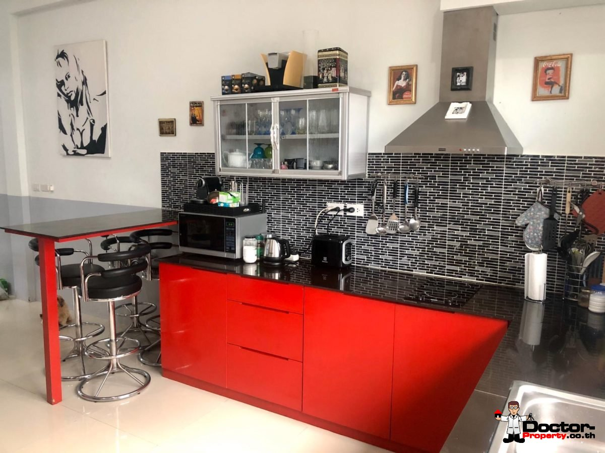 2 Bedroom Townhome - Bophut - Koh Samui - for sale