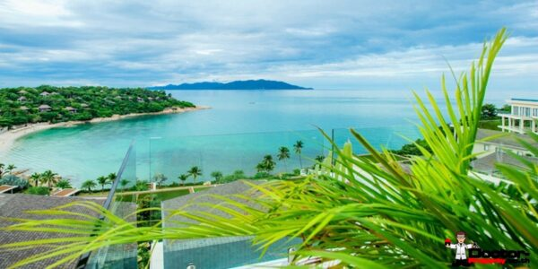 5 Bedroom Sea View Villa - Plai Laem - Koh Samui - for sale