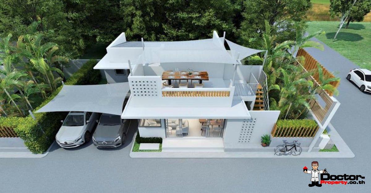 New 2 Bedroom Villa - Lipa Noi - Koh Samui - for sale