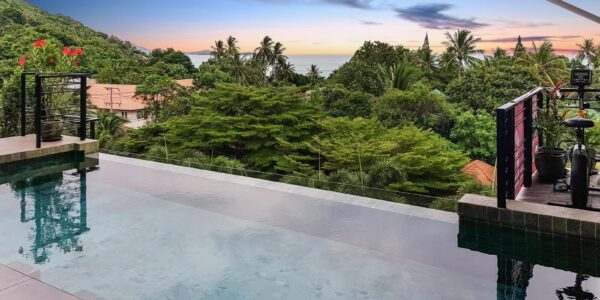 Fantastic 10 Rooms Art Hotel - Lamai Beach - Koh Samui - for sale