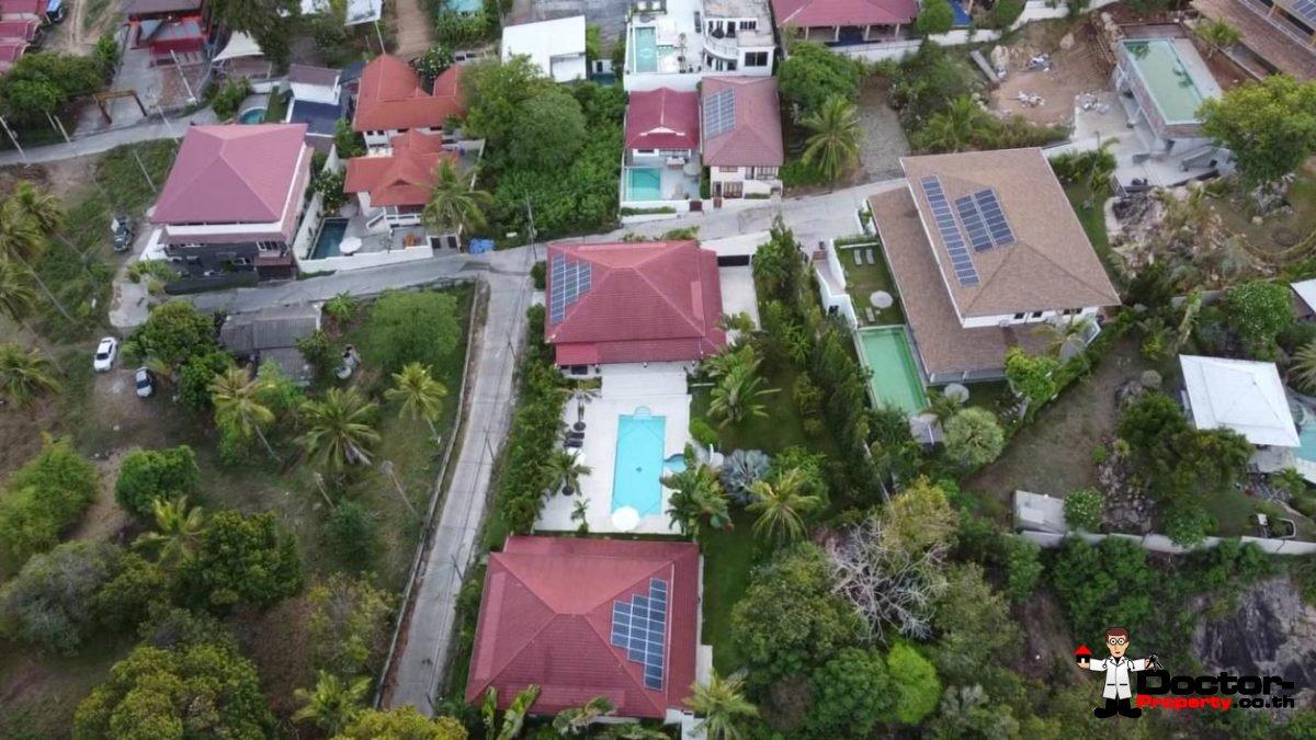 2 fantastic Pool Villas - 8 Bedrooms - Chaweng - Koh Samui - for sale2 fantastic Pool Villas - 8 Bedrooms - Chaweng - Koh Samui - for sale