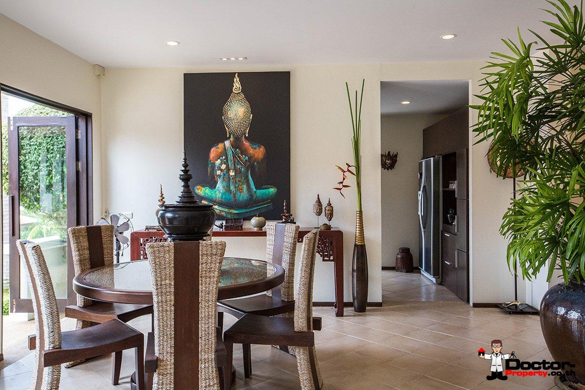 4 Bedroom Pool Villa - Bang Rak - Koh Samui - for sale