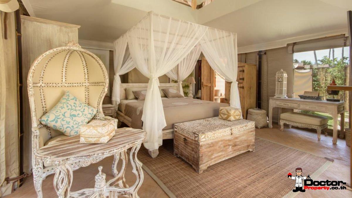 25 Room Beachfront Resort - Mae Nam - Koh Samui - for sale