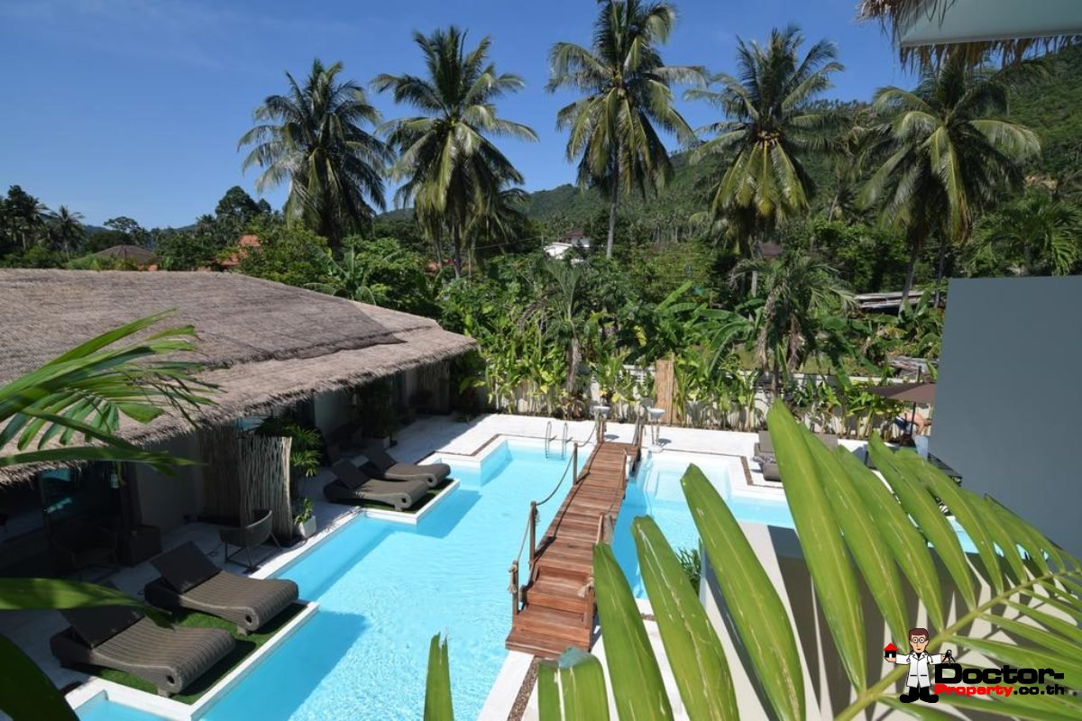11 Room Resort - Lamai - Koh Samui - for sale