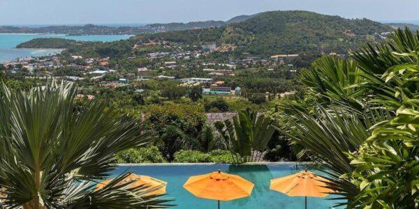 5 Star Villa Resort - Bophut - Koh Samui - for sale