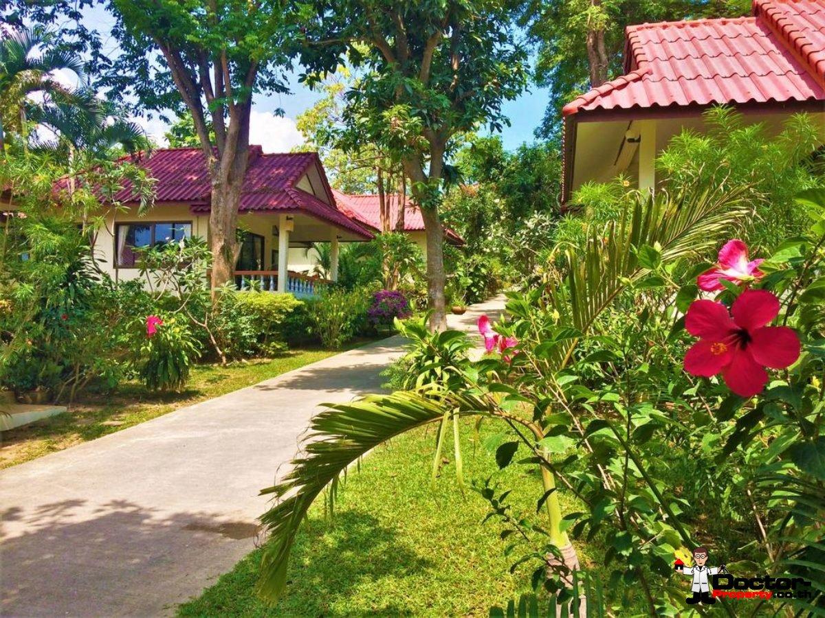 40 Room Resort - Choeng Mon - Koh Samui - for sale