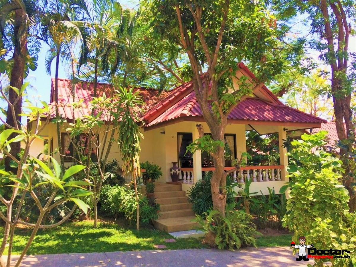 40 Room Resort - Plai Laem - Koh Samui - for sale