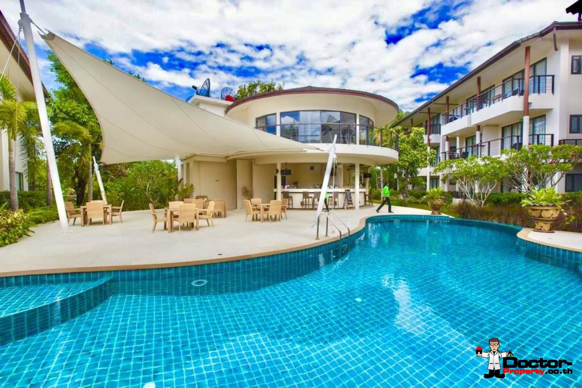 Studio Apartment 1 Bed - Choeng Mon - Koh Samui - for sale