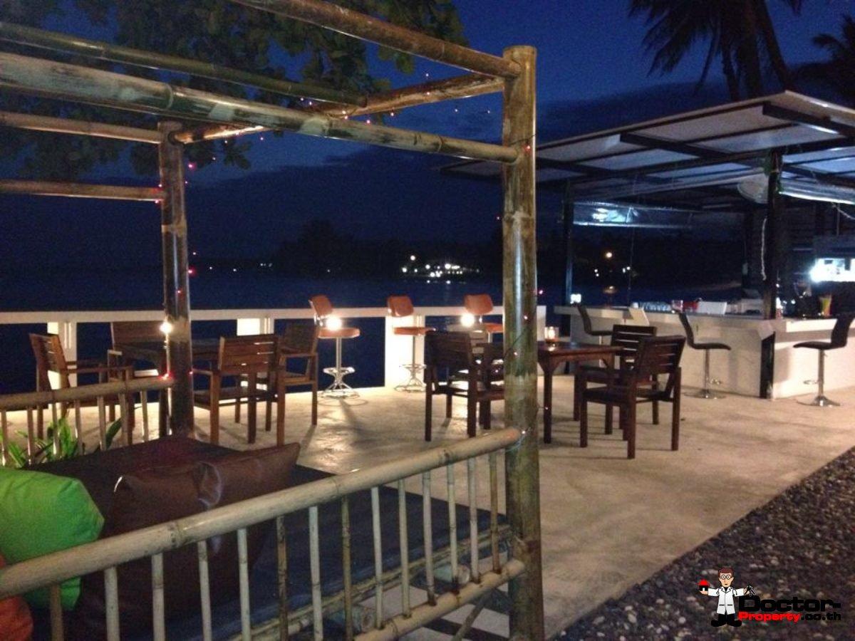 38 Bed Beachfront Hostel - Lamai, Koh Samui - For Sale