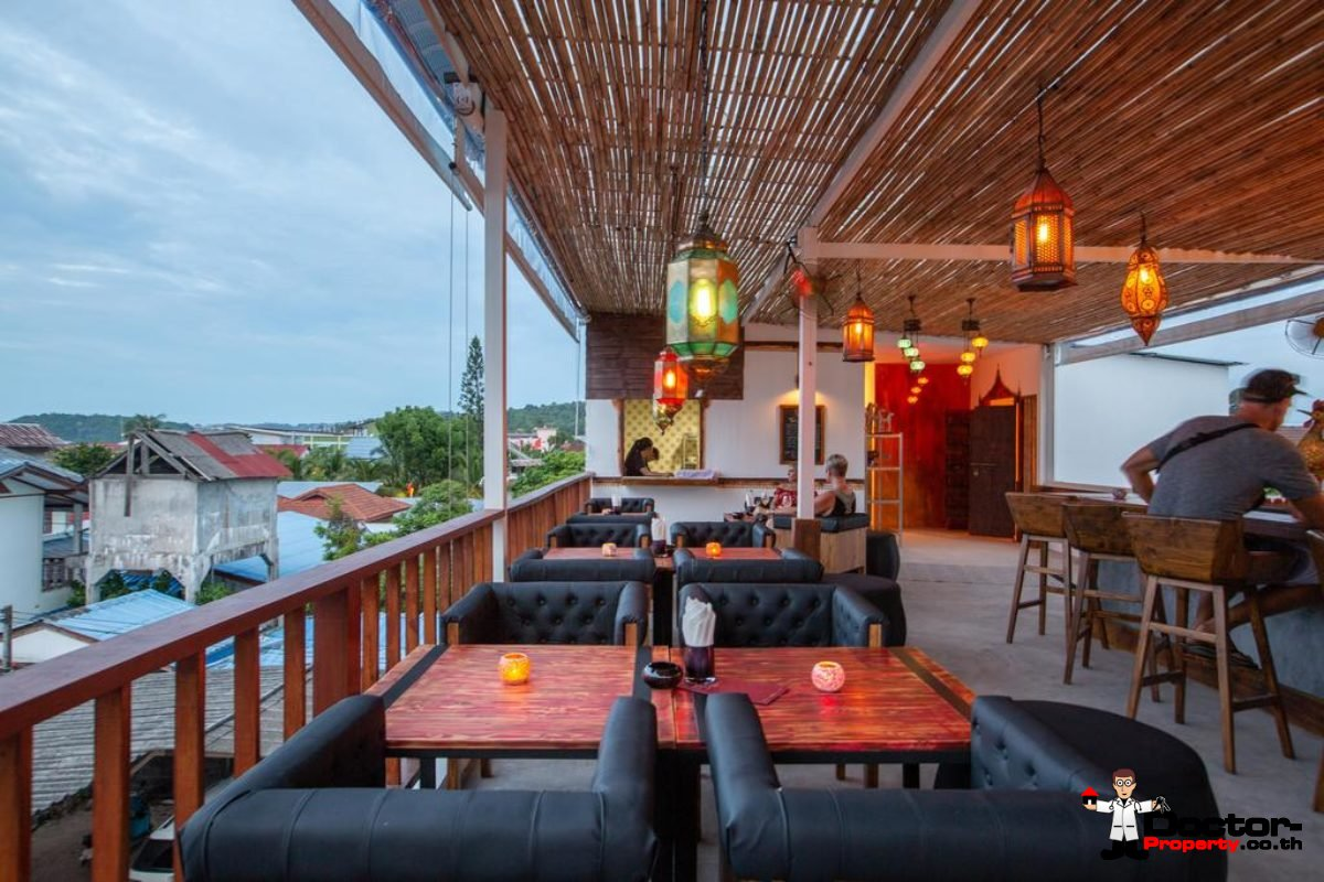 12 Room Beachside Hotel - Fisherman´s Village - Koh Samui - for sale