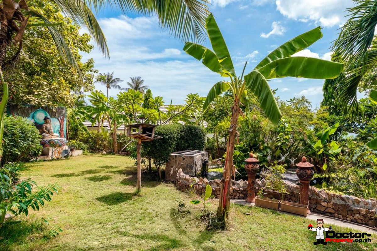 Resort with Sea View for 22 Guest - Bophut - Koh Samui - for sale