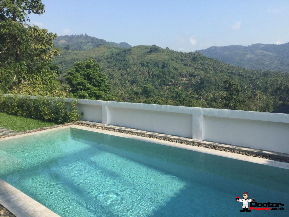 2 Bedroom Pool villa on Lamai Mountain, Koh Samui - For Sale