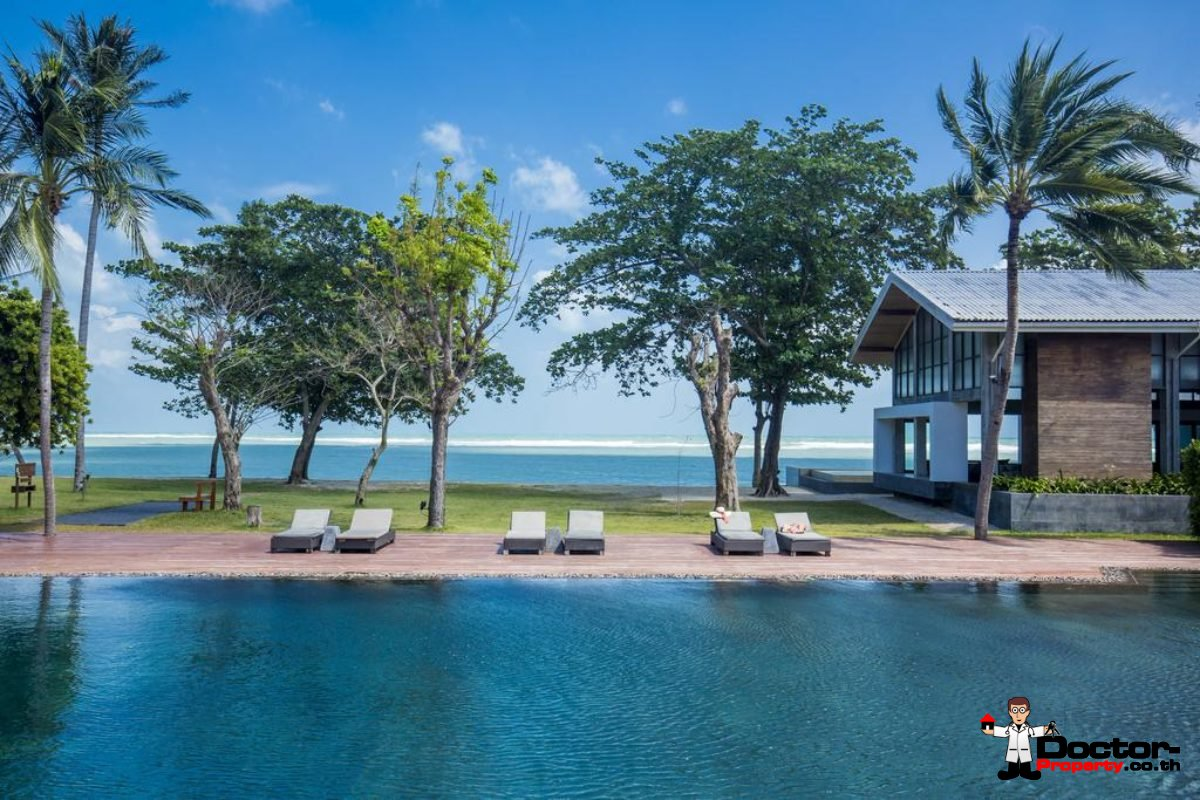 26 Villa Spa Resort - Beachfront - Laem Set - Koh Samui - for sale
