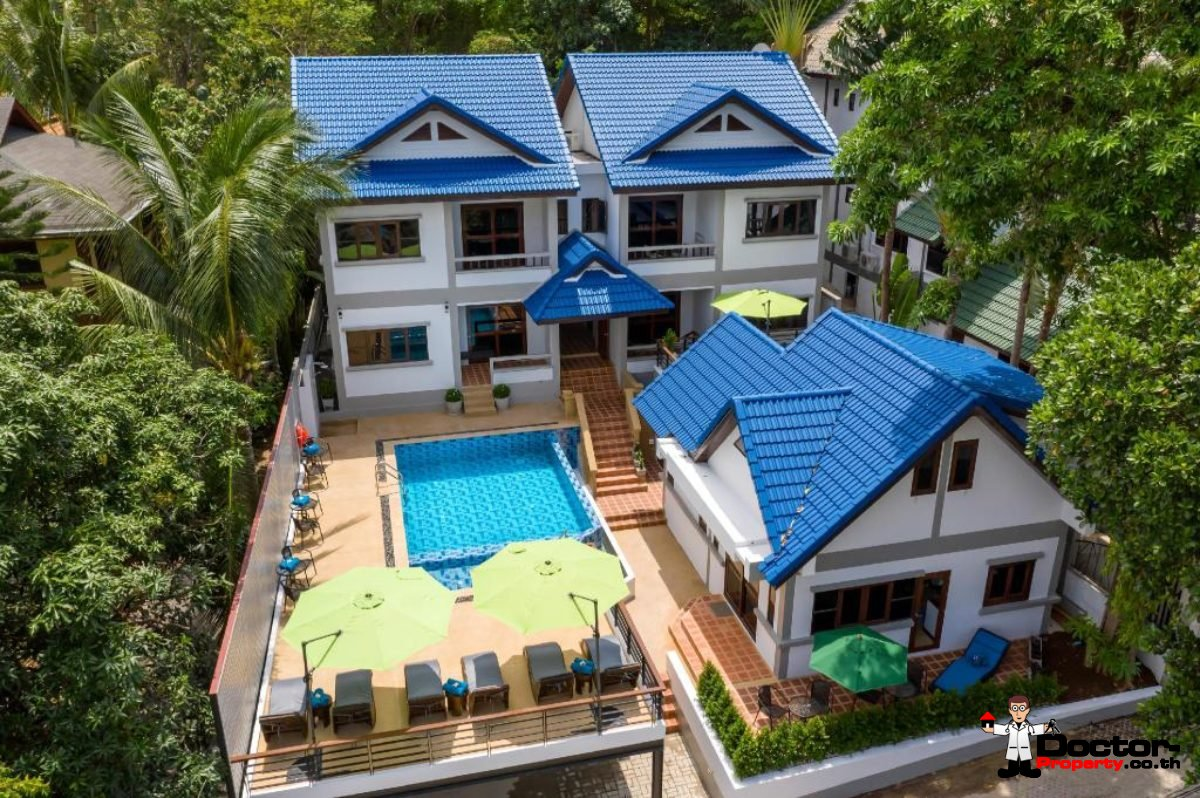 Small Hotel / 10 Rooms - Chaweng - Koh Samui - for sale