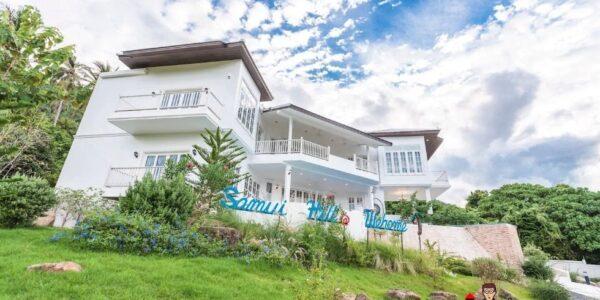 Luxury 4 Bedroom Villa - Na Muang - Koh Samui - for sale