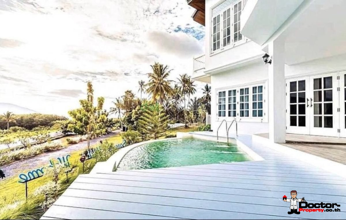 Luxury 4 Bedroom Villa - Na Muang - Koh Samui - for sale