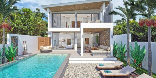 New 3 Bedroom Pool Villa - Bophut - Koh Samui - for sale