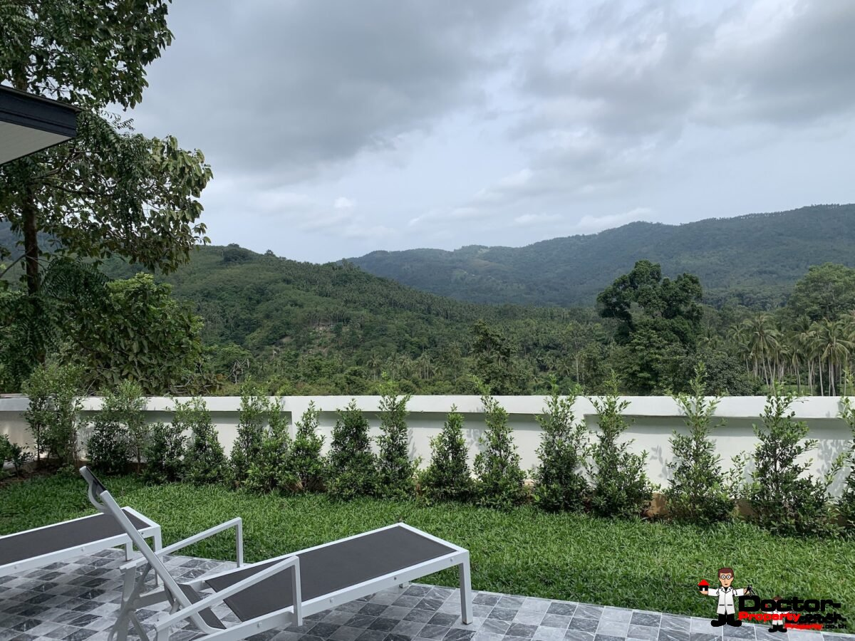 2 Bedroom Pool villa on Lamai Mountain, Koh Samui - For Sale