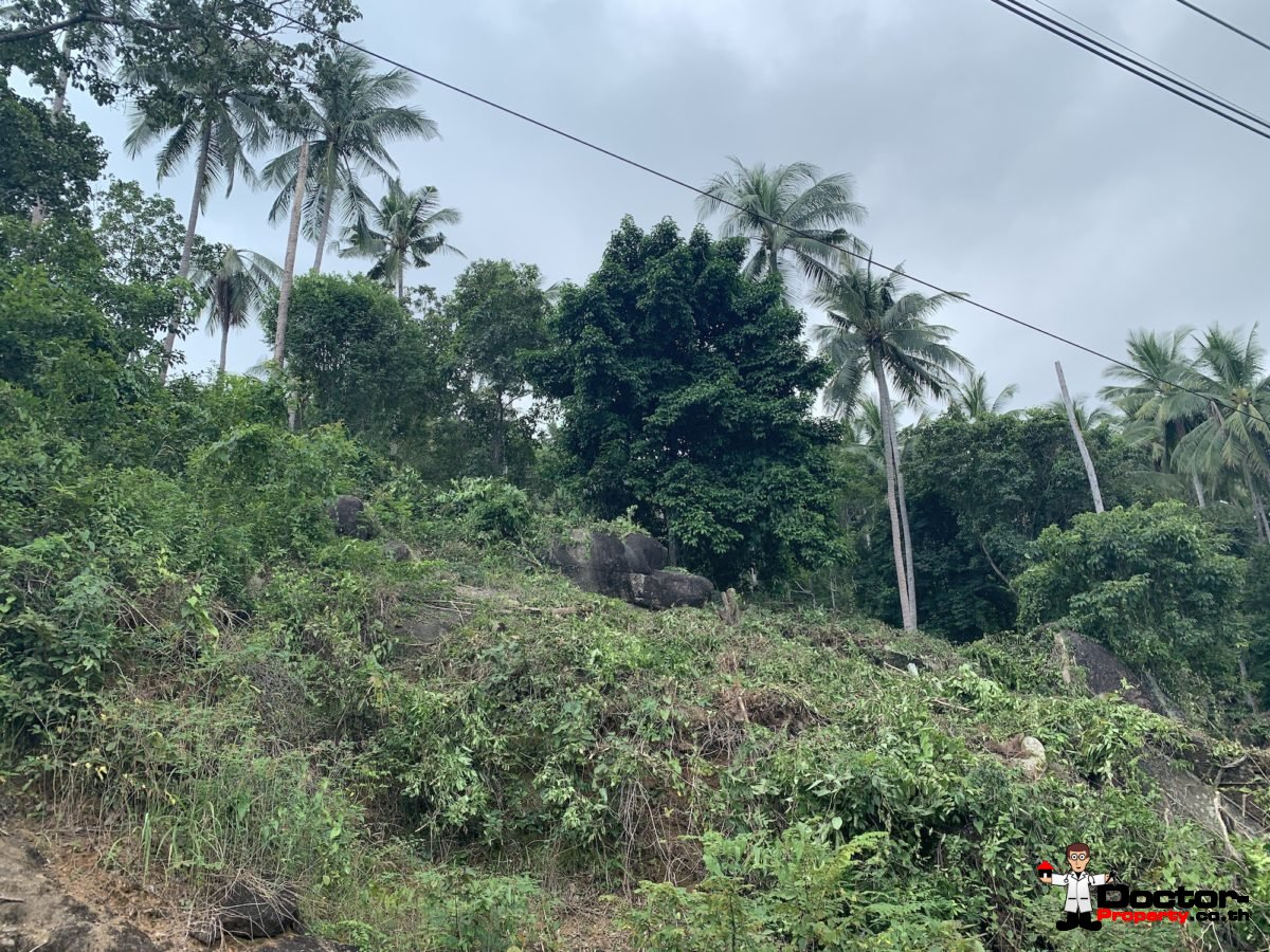 7 Rai of Sea View Land - Chaweng Noi, Koh Samui - For Sale