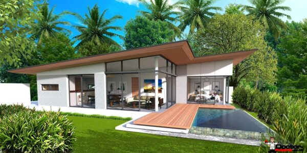 New 2 Bedroom Pool Villa - Bo Phut, Koh Samui - For Sale