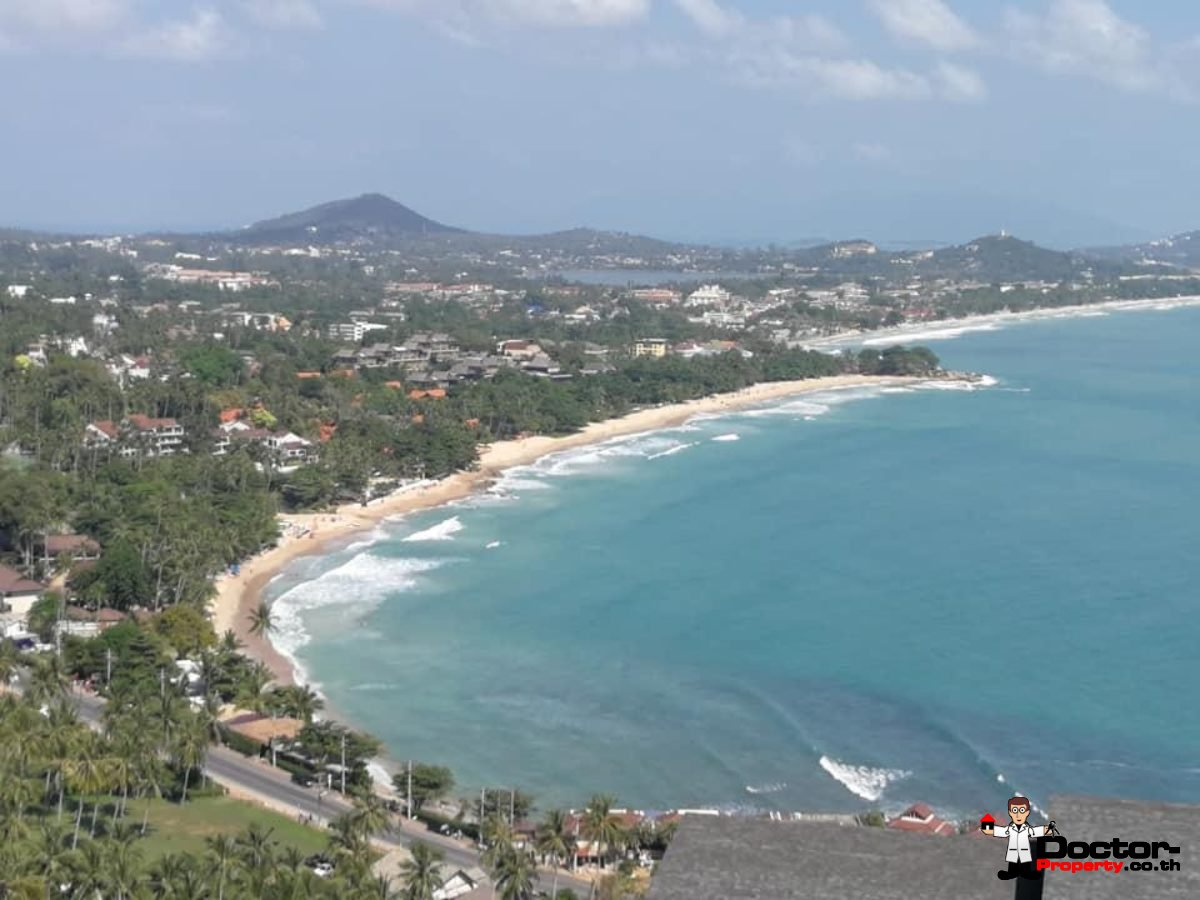 Stunning Sea View Land - Chaweng Noi - Koh Samui - for sale