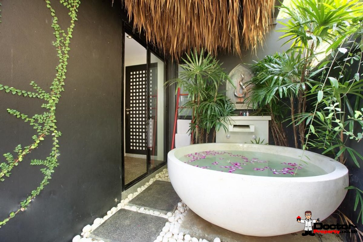 3 Bedroom Pool Villa - Bophut - Koh Samui - for sale