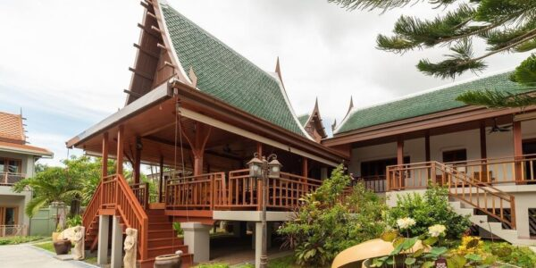 15 Bedrooms Hotel - Plai Laem - Koh Samui - for sale
