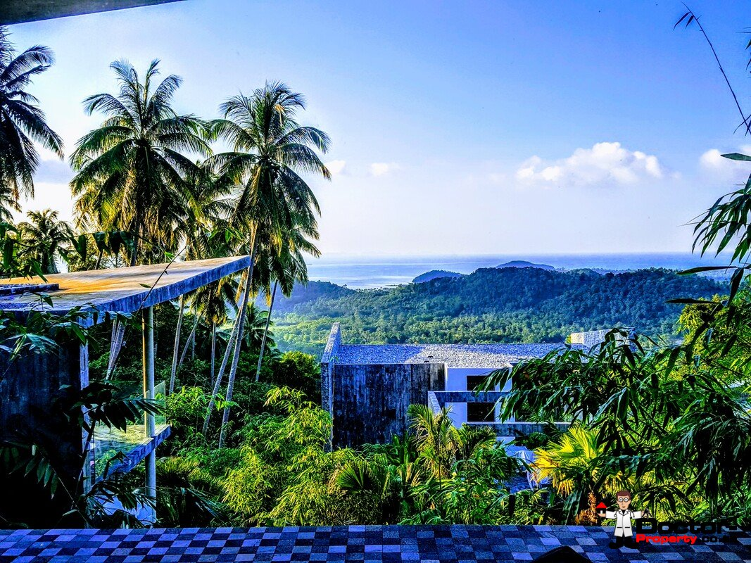 Unique 3 Bedroom Pool Villa - Taling Ngam - Koh Samui - for sale