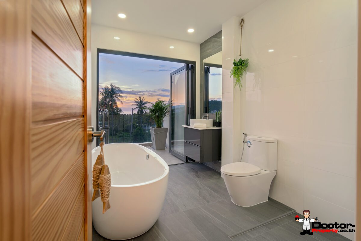 New 4 Bedroom Pool Villas in Plai Laem,  Koh Samui – For Sale
