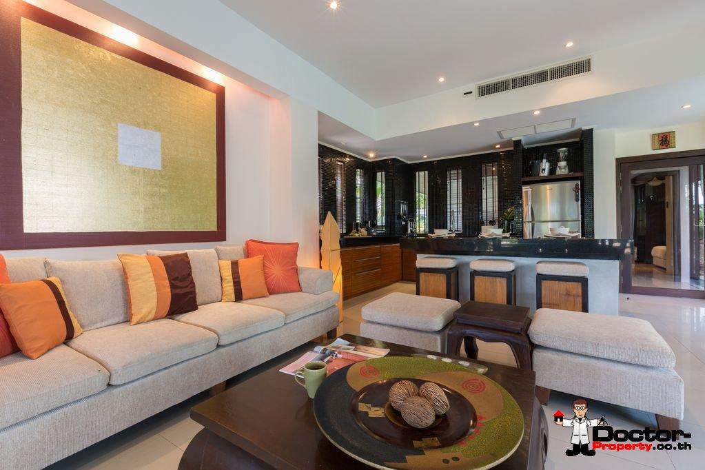 2 Bedroom Pool Villa - Bophut - Koh Samui - for sale
