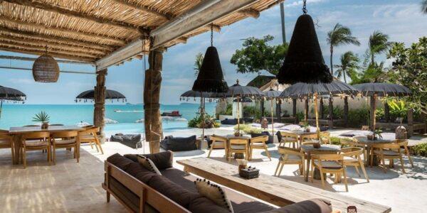 Unique Beachfront Resort with 20 private Villas - Bophut - Koh Samui - for sale