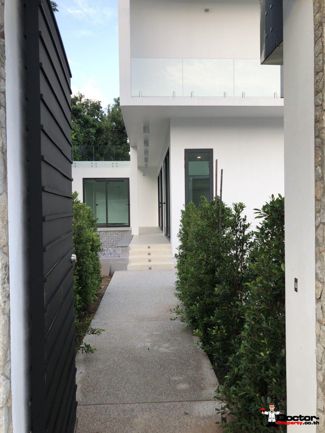 4 Bedroom Pool Villa - Mae Nam, Koh Samui - For Sale