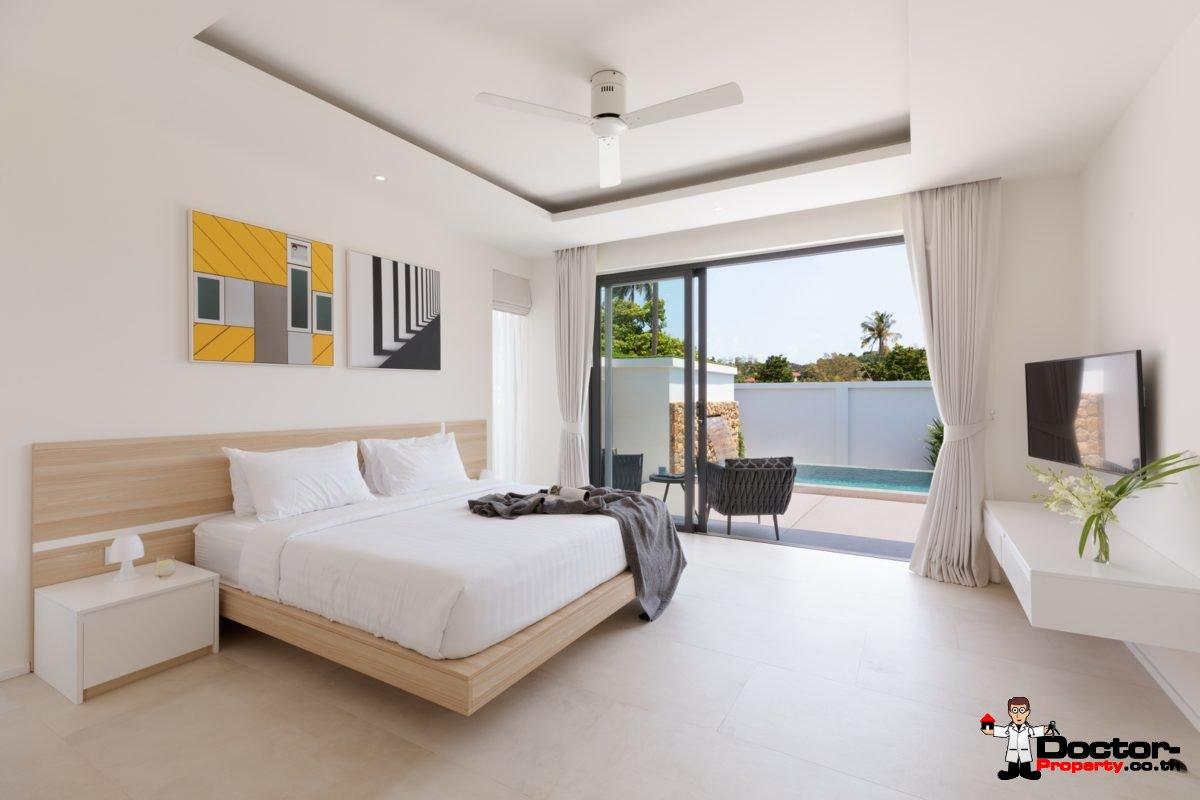 New 2 Bedroom Pool Villa Near Choeng Mon Beach - Choeng Mon, Koh Samui - For Sale