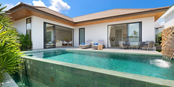 New 2 Bedroom Pool Villa Near Choeng Mon Beach - Choeng Mon, Koh Samui - For Sale