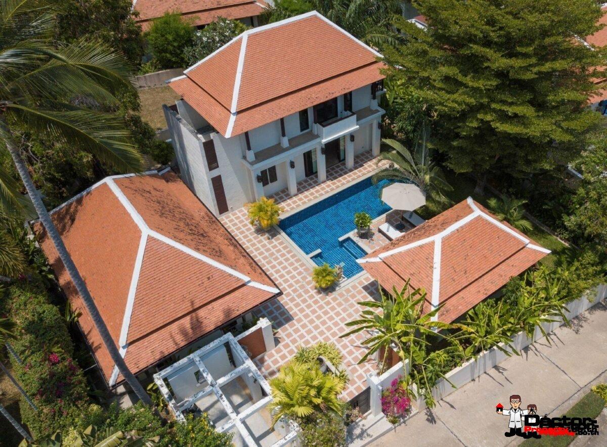 2 Bedroom Villa - Bang Rak, Koh Samui - For Sale