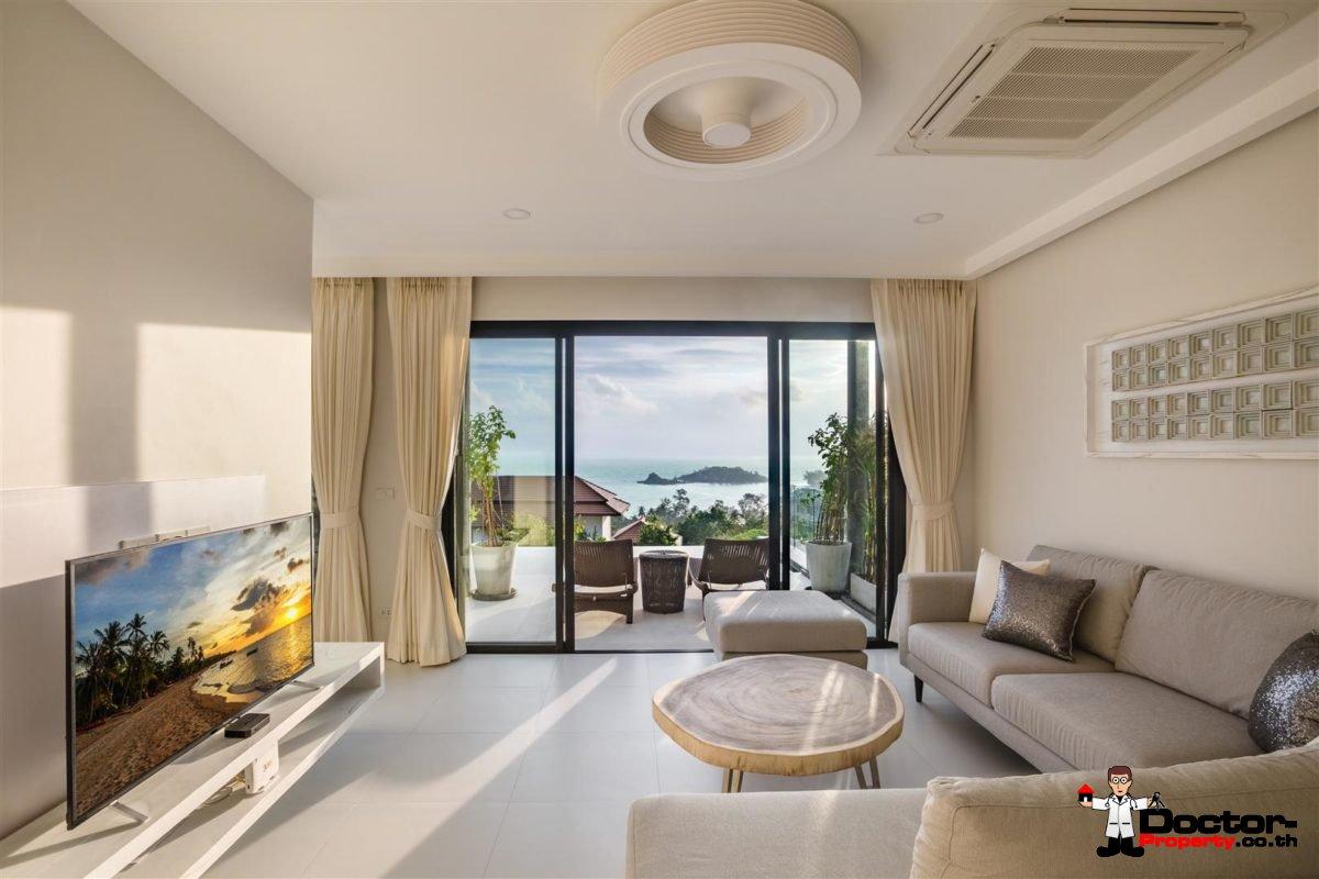 3 Villas in Private Estate - Choeng Mon, Koh Samui - For Sale