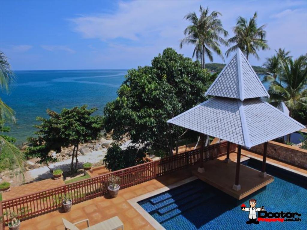 Samui Beachfront Resort with 15 Bedrooms - Choeng Mon, Koh Samui - For Sale