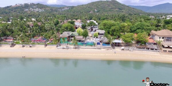 Beachfront Resort - Bophut, Koh Samui - For Sale