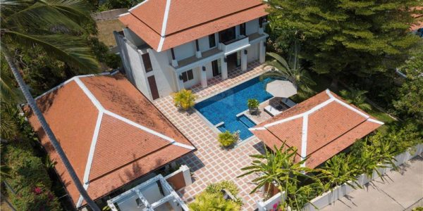 2 Bedroom Villa - Bang Rak - Koh Samui - for sale