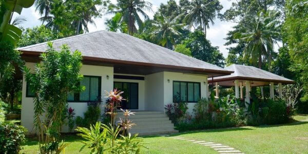 3 Bedroom Pool Villa - Mae Nam - Koh Samui - for sale