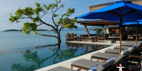 Beachfront Boutique Resort - 14 Villas, Plai Leam, Koh Samui for sale