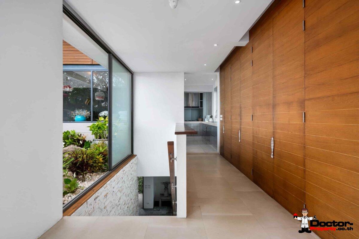 5 Bedroom Sea View Villa - Taling Ngam -Koh Samui - for sale