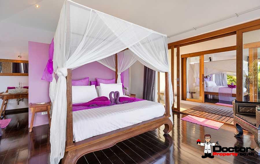 Fantastic 3 Bedroom Sea Villa - Plai Laem - Koh Samui - for sale