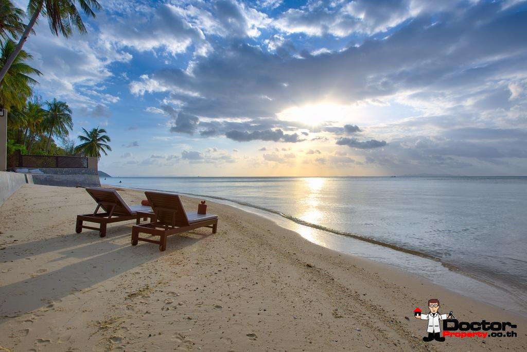 5 Bedroom Luxury Beachfront Villa - Nathon - Koh Samui - for sale