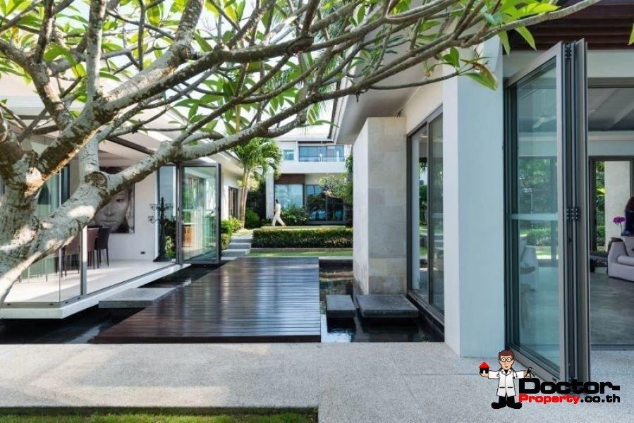 8 Bedroom Beachfront Villa - Lipa Noi - Koh Samui - for sale