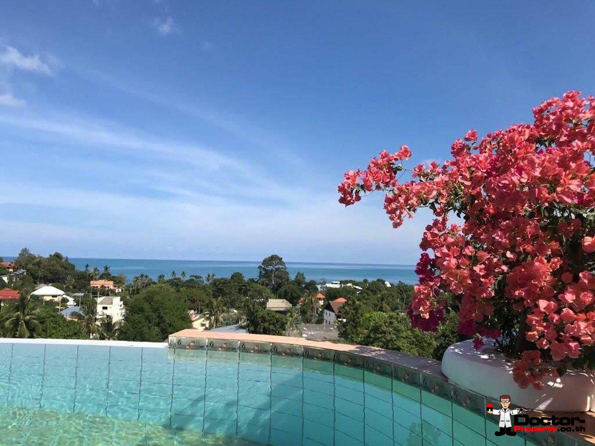 3 Bedroom + 5 Bedroom Apartments Villa - Lamai, Koh Samui - For sale