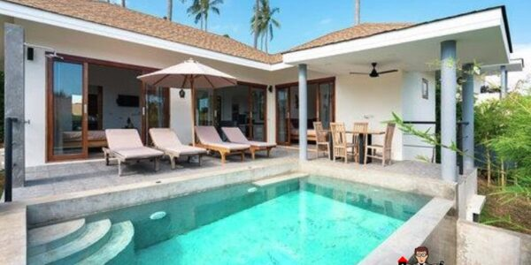 2 Bedroom Pool Villa Hua Thanon - Koh Samui - for sale